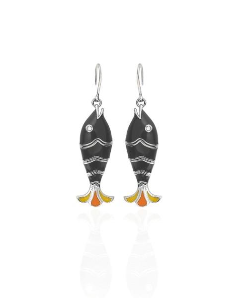 Vulcano Earrings