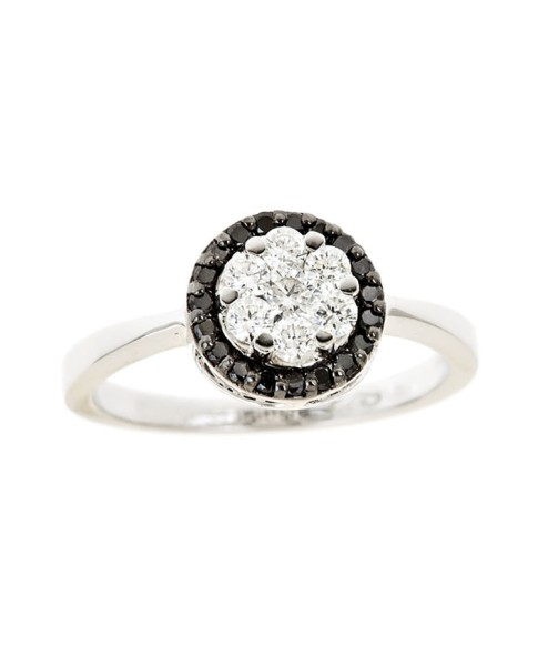 ZYDO Glam Noir Ring