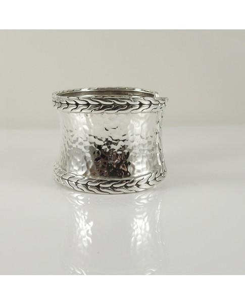 John Hardy Palu Cuff Sterling Sterling Silver Bracelet