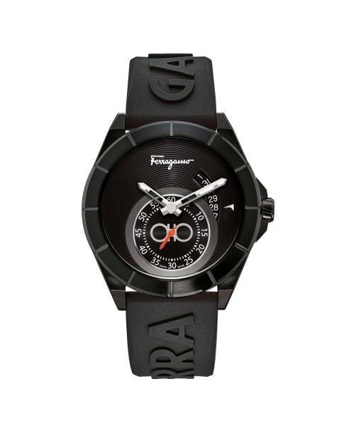 Ferragamo Black 43mm