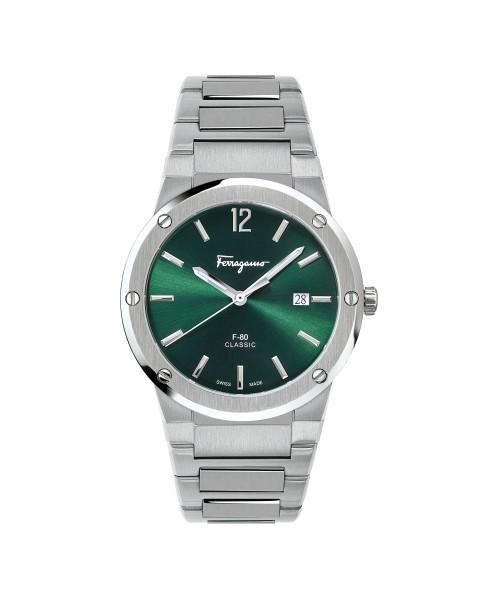 Ferragamo Green 41mm SFDT01220