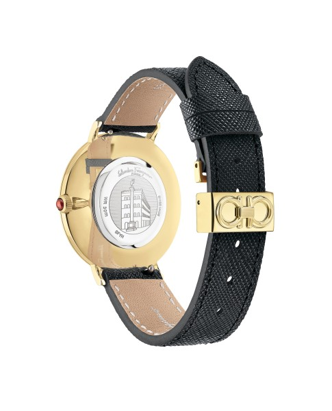 Ferragamo Black 36mm