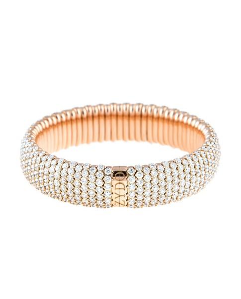 Stretch Collection 18K Gold Diamonds Bracelet