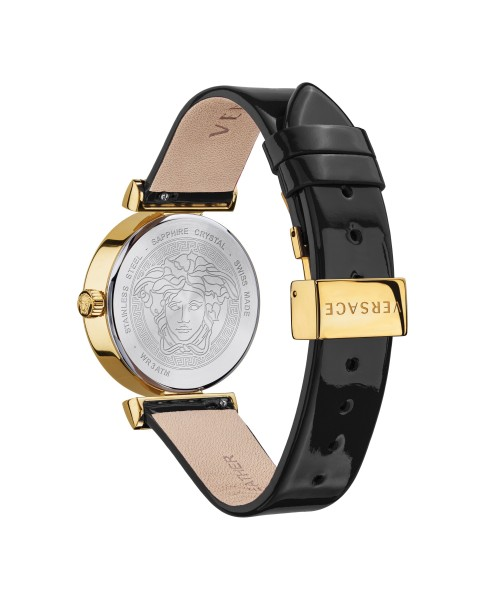 Versace Black 34 mm  VELW00420