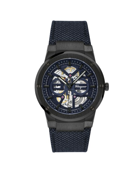 Ferragamo Blue 41mm SFCX00420