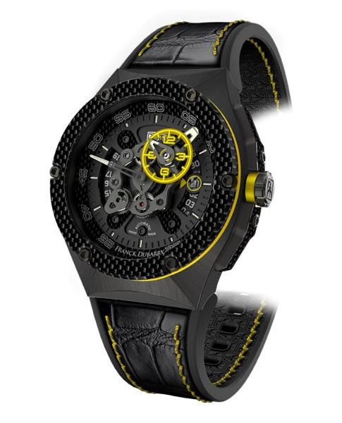 Franck Dubarry Crazy Wheel CW-0404 43.5mm Mens Watch (Pre-Order)