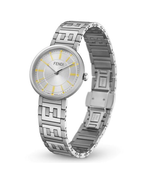 Forever Fendi silver 29 mm F102100701