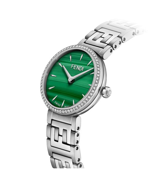 Forever Fendi Green 19 mm F103110901