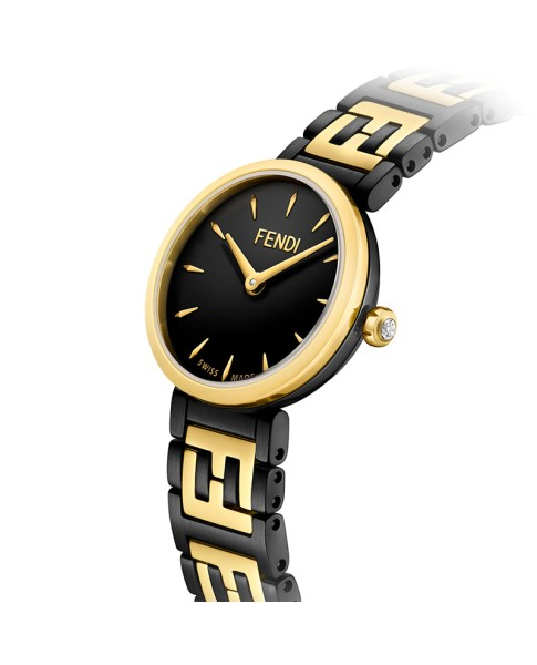 Forever Fendi Black 19 mm F103210501
