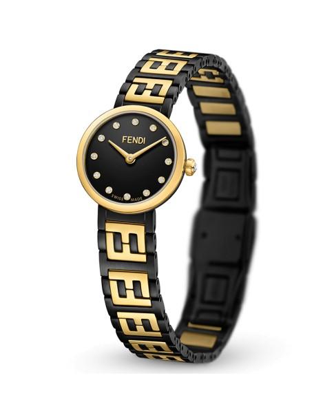 Forever Fendi Black 19 mm F103212401
