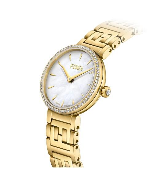 Forever Fendi White 19 mm F103400601