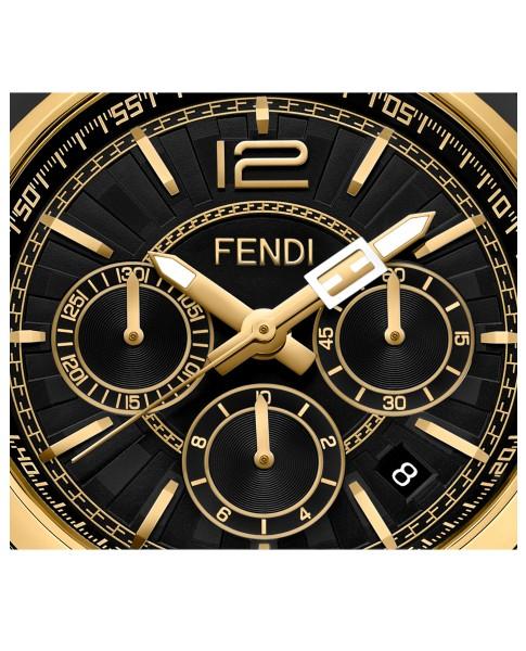Momento Fendi Black 46 mm F231711000
