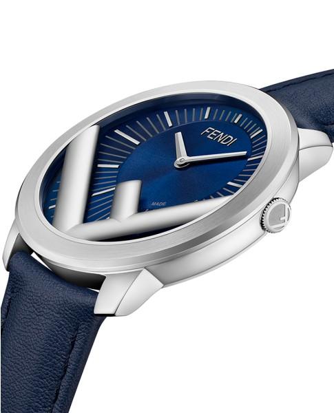 Fendi Timepieces Run Away Man F710013031 41 mm Mens Watch