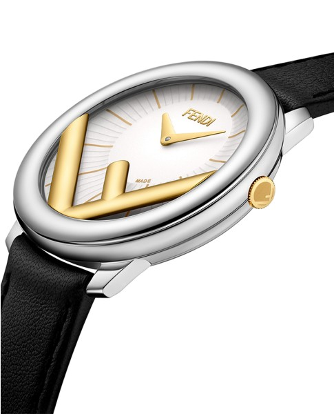 Fendi Timepieces Run Away F710134011 36 mm Womens Watch