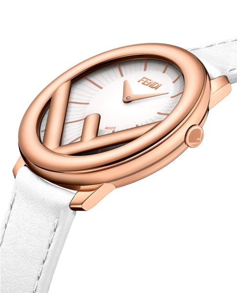 Fendi Timepieces Run Away F710534041 36 mm Womens Watch
