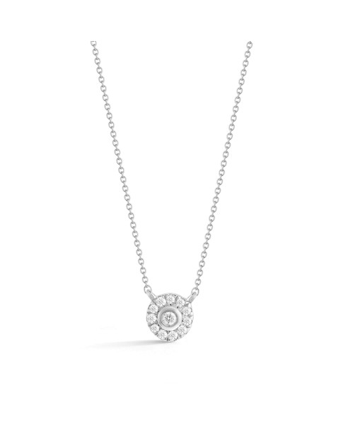 Lauren Joy 14k White Gold Necklace
