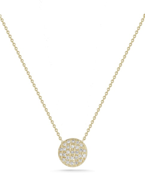 Yellow Gold Lauren Joy Medium Necklace