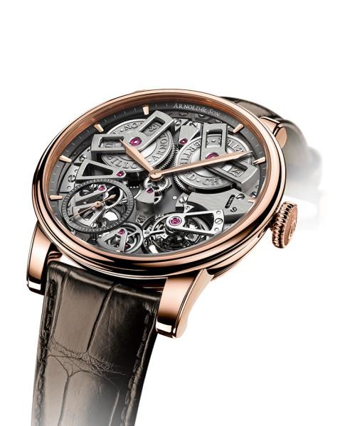Arnold & Son Tourbillon Chronometer No.36 – Tribute Edition 1ETAR.S01A
