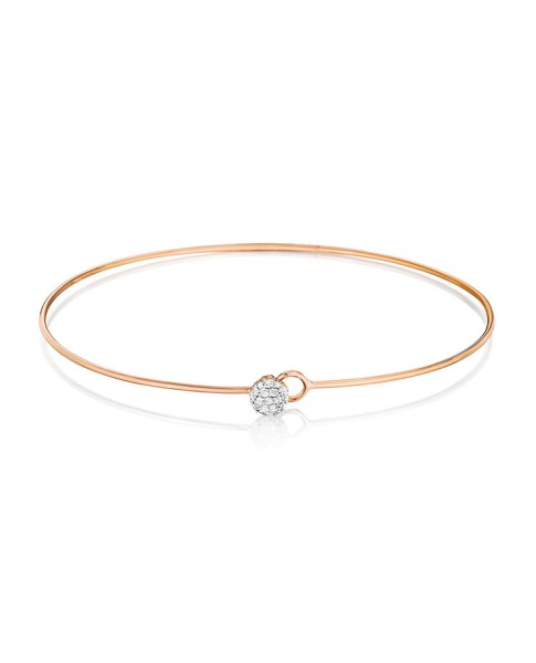 Rose Gold Love Always Bracelet