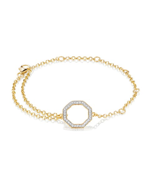 Yellow Gold Hero Chain Bracelet