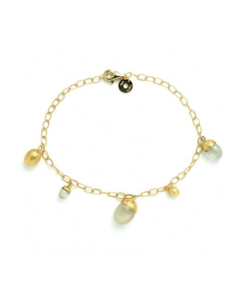 Dancing in the Rain Gold 18kt Bracelet