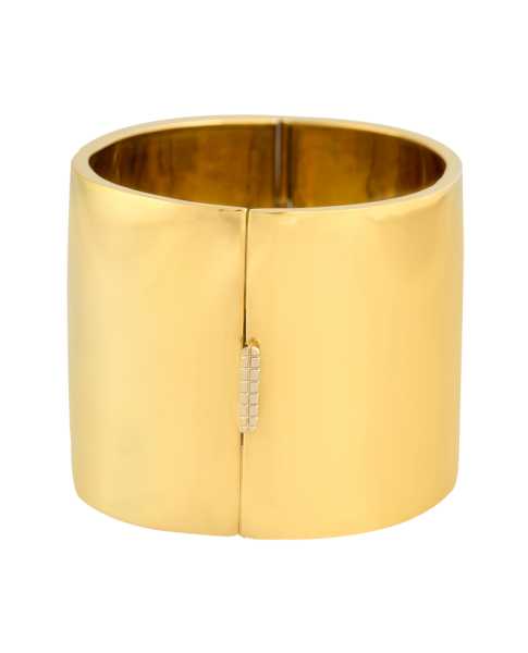 Original Yellow Gold Vezu Cuff