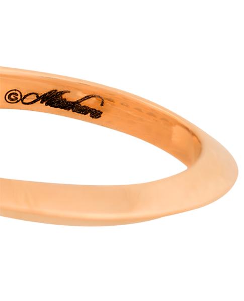 Golden Unity Ring