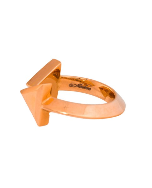 Unity Duo Rose Gold Ring