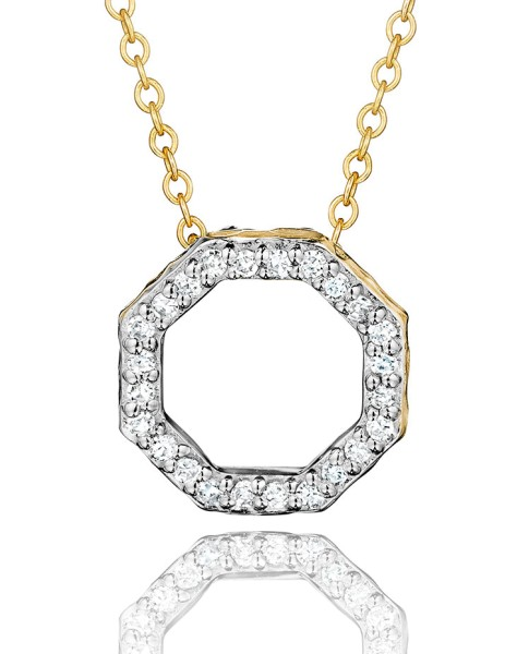 Yellow Gold Hero Necklace