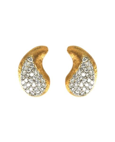 Cachemire Gold 18kt Earrings