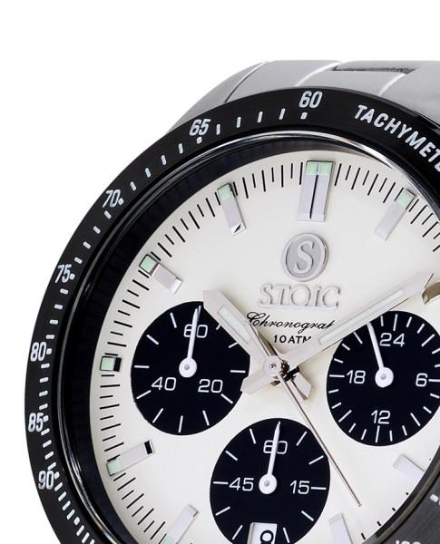 STOIC The Chronograph (#1) MC1 38mm Unisex Watch