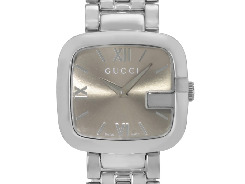 d6145d82b61 Gucci G-Gucci YA125410 32mm Womens Watch. 1