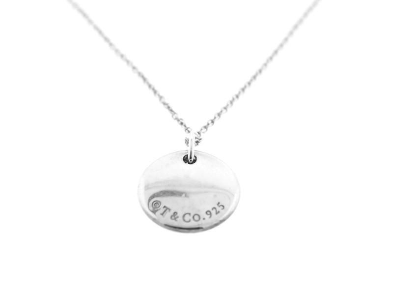 2cdd8031a212 Tiffany Notes Alphabet Disc Charm Bracelet. 1