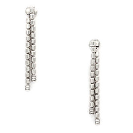Piaget 18K White Gold with 0.50ct Diamond Earrings