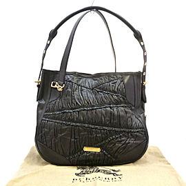 Burberry Lamb Skin Shoulder Bag