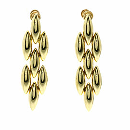 CARTIER 18k Yellow Gold Swing Earring