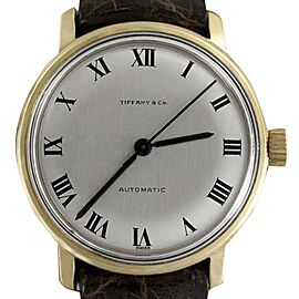Tiffany & Co. Calatrava Vintage 34mm Mens Watch