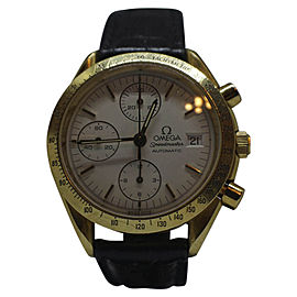 Omega Speedmaster 175.0043 18K Yellow Gold 39mm Automatic Mens Watch