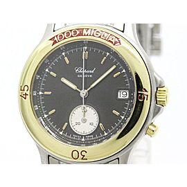 Chopard Mille Miglia Stainless Steel And 18K Yellow Gold 32mm Womens Watch