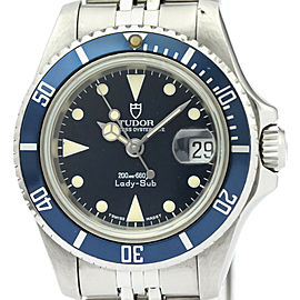 TUDOR Prince Oyster Date Lady-Sub Automatic Ladies Watch 96090