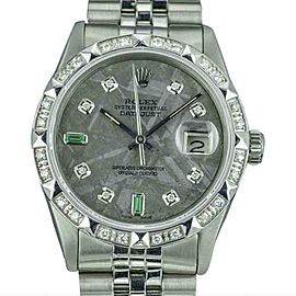 Rolex Datejust 16014 Vintage 36mm Mens Watch