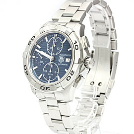 TAG HEUER Aquaracer Chronograph Steel Automatic Watch CAP2112