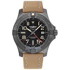 Breitling Avenger Automatic GMT 45 Mens Watch