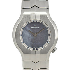 TAG HEUER Alter ego WP1312 Blue shell Dial Quartz Ladies Watch