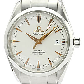 Polished OMEGA Seamaster Aqua Terra Co-Axial Automatic Watch 2503.34