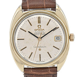 OMEGA Constellation Chronometer Date Cal.564 Automatic Men's Watch