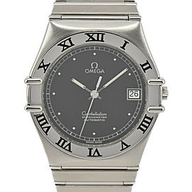 OMEGA Constellation Blush Cal.1111 See through back Automatic Mens Watch