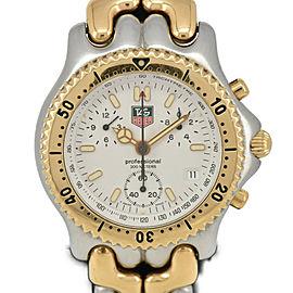 TAG HEUER Professional S/el CG1120-0 Chronograph Quartz Men's Watch