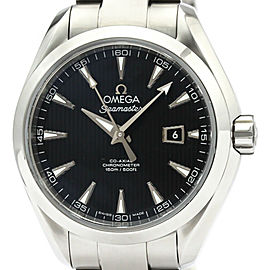 Polished OMEGA Seamaster Aqua Terra Ladies Watch 231.10.34.20.01.001