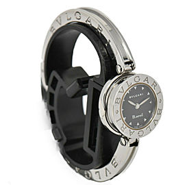 BVLGARI B.zero1 BZ22S Stainless Steel Quartz Women's Watch